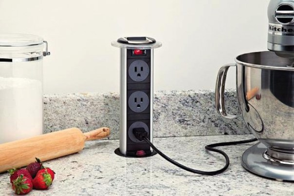 Tech Friendly Kitchen_Brian Hommel
