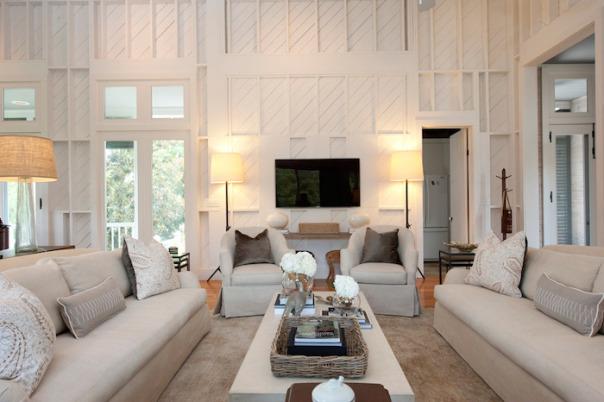 White Living Room Brian Hommel