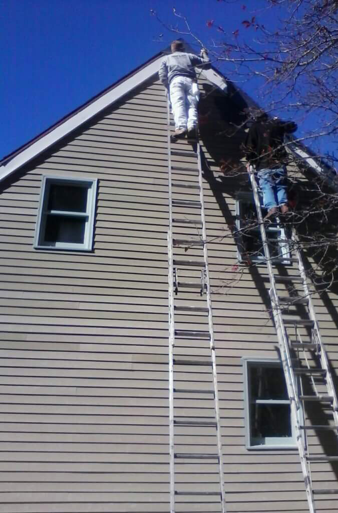 Siding Installation Brian Hommel Home Improvement